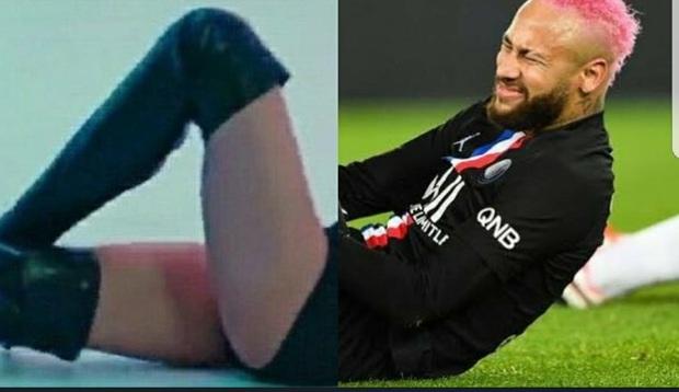 Sửng sốt trước hình hài mới của sao bóng đá khi lắp thêm đôi chân Lisa trong màn nhảy sexy: Messi gợi cảm đến lạ, Ronaldo xứng đáng là cực phẩm - Ảnh 10.