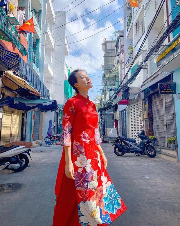 Đọ nhan sắc đẹp mê của hội mẹ bầu Vbiz: Đặng Thu Thảo đúng là thần tiên tỷ tỷ, Đông Nhi và bà xã Khắc Việt body quá đỉnh - Ảnh 16.