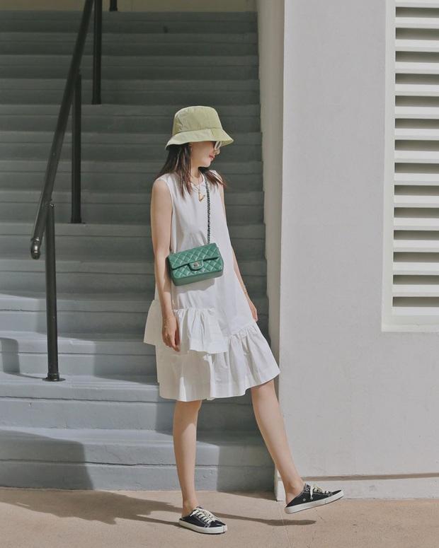 5 mẫu váy xứng đáng được chị em đầu tư vì diện lên chỉ trẻ trung xinh tươi chứ muốn dừ đi cũng khó - Ảnh 7.