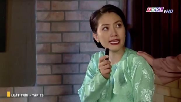 Hết làm gái ngành đến giết người cướp của, Ngọc Lan vẫn không giữ được tình yêu của Huy Khánh ở Luật Trời - Ảnh 8.