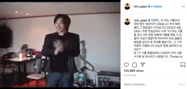 Liên tục đăng clip nhảy nhót khoe vũ đạo dạo gần đây, ông hoàng Kpop Bi Rain có ý định comeback hay sao? - Ảnh 10.