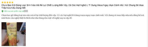 """4 sữa rửa mặt Việt Nam đúng chuẩn ngon bổ rẻ, xem xong loạt review từ người dùng thì ai cũng muốn """"múc"""" ngay một em - Ảnh 7."""