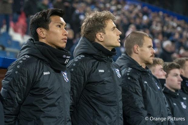 Chính thức: Văn Hậu rời Hà Lan về thi đấu V.League, giấc mơ châu Âu tạm dang dở - Ảnh 1.