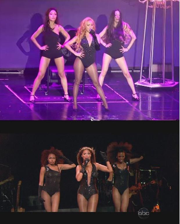 """Girlgroup Kpop nổi tiếng hát hay nhưng 5 lần 7 lượt dính tranh cãi đạo nhái, Knet thì """"ném đá"""" trong khi Vnet lại bênh vực hết mình - Ảnh 13."""