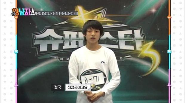 Nam idol được 7 công ty để mắt khi tham gia show tìm kiếm tài năng, cuối cùng chọn Big Hit để thực tập, giờ nhìn lại đúng là quyết định sáng suốt! - Ảnh 1.