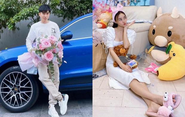 Sinh nhật Lan Ngọc, Chi Dân ôm hoa còn diện cả dress code trắng: Không nói dân tình cũng đoán ngay ra đi đâu rồi! - Ảnh 2.