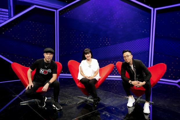 Lilly Nguyễn bật khóc trên sân khấu Trời sinh một cặp - Ảnh 1.