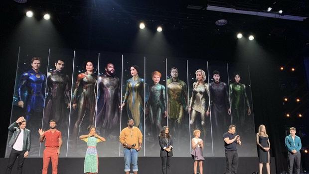 Disney công bố lịch phát hành mới của loạt bom tấn: Mulan trở lại vào tháng 7, Black Widow và toàn bộ vũ trụ điện ảnh Marvel đều bị dời ngày công chiếu - Ảnh 2.