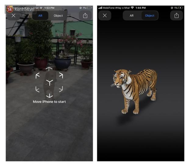 Cư dân mạng phát cuồng với trò ngắm nghía pet ảo của Google: Nằm nhà chơi cùng hổ, báo và bé Na dễ như bỡn - Ảnh 2.