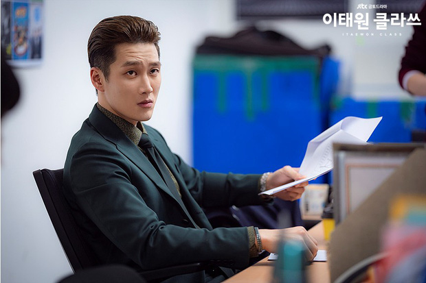 Nghịch tử Jangga của Tầng Lớp Itaewon sẽ bóp cổ gà siêu phản diện Shin Sung Rok ở phim mới, kẻ ác nhân đôi thế này ai chịu nổi? - Ảnh 1.