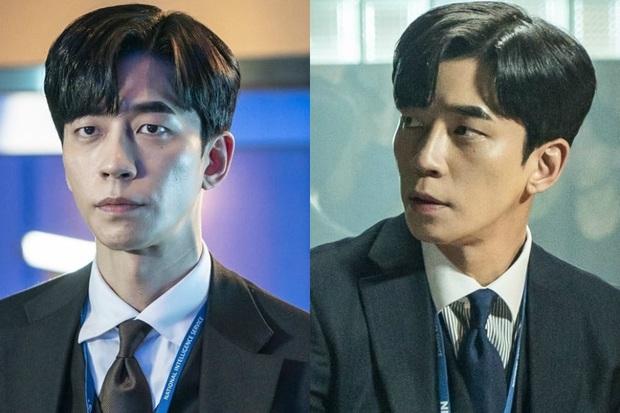 Nghịch tử Jangga của Tầng Lớp Itaewon sẽ bóp cổ gà siêu phản diện Shin Sung Rok ở phim mới, kẻ ác nhân đôi thế này ai chịu nổi? - Ảnh 2.
