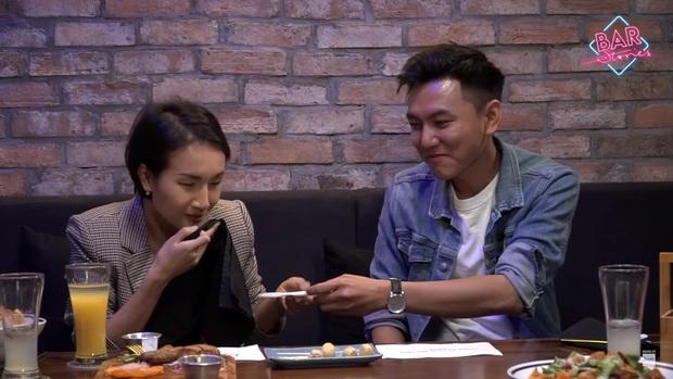Xóa tan nghi án ái ngại vì lùm xùm của hội bạn thân, Giang Ơi và Khoai Lang Thang tương tác cực đáng yêu trên talkshow - Ảnh 3.
