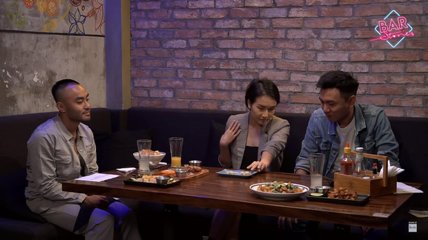 Xóa tan nghi án ái ngại vì lùm xùm của hội bạn thân, Giang Ơi và Khoai Lang Thang tương tác cực đáng yêu trên talkshow - Ảnh 4.