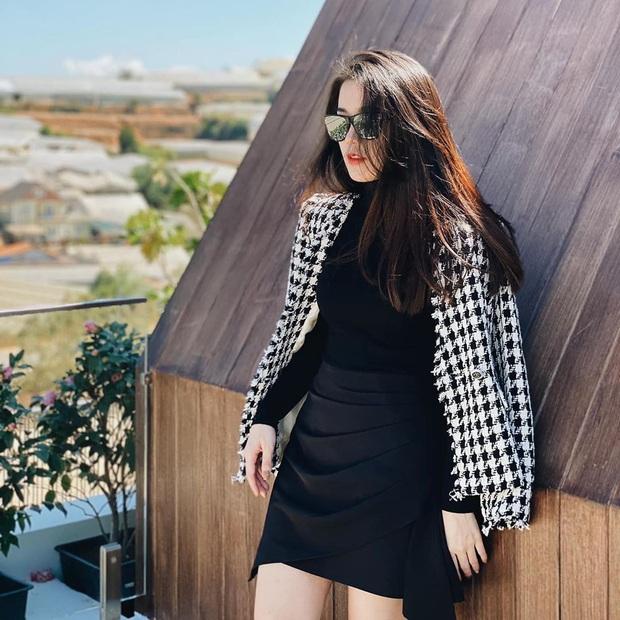 Sao Việt đua nhau chụp ảnh trên sân thượng, sống ảo tại gia mà cũng xịn sò ra trò - Ảnh 7.