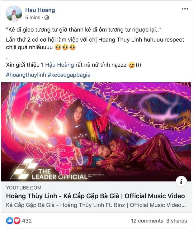 Netizen phát hiện khẩu trang, nồi cơm điện và loạt trend trong MV mới của Hoàng Thuỳ Linh, còn đòi ekip... làm MV cho tất cả các bài còn lại trong album - Ảnh 2.