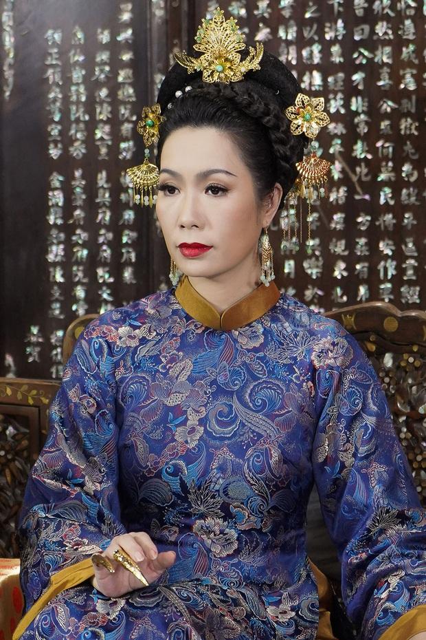 Chồng và con gái đồng lòng bảo vệ nghệ sĩ Trịnh Kim Chi khi bị Trà My mỉa mai hết thời đu bám showbiz - Ảnh 7.