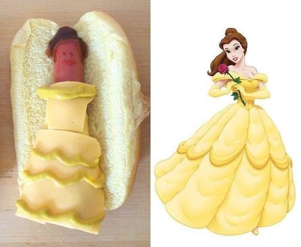Đu trend nấu ăn khoe ảnh nhưng bộ siêu phẩm của người bạn này khiến người xem cười ngã ngửa còn các nàng công chúa Disney chắc cũng khóc thét - Ảnh 5.