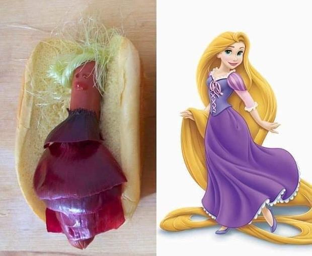 Đu trend nấu ăn khoe ảnh nhưng bộ siêu phẩm của người bạn này khiến người xem cười ngã ngửa còn các nàng công chúa Disney chắc cũng khóc thét - Ảnh 3.