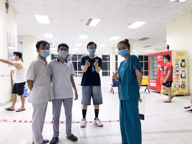 Danh hài Chí Tài cách ly tập trung 14 ngày tại KTX Đại học Quốc gia, gây xôn xao với diện mạo gầy đáng lo - Ảnh 4.