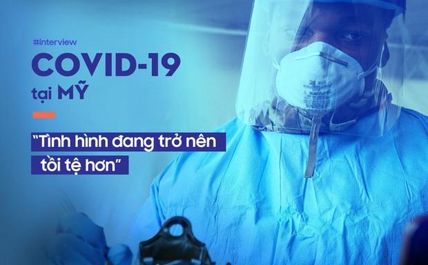 Bác sĩ Mỹ nói về sự khốc liệt của Covid-19: Có nơi phải dùng hình thức rút thăm để chọn bệnh nhân dùng máy thở - Ảnh 1.