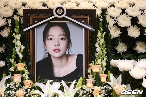 Netizen căm phẫn khi nghe anh trai Goo Hara tiết lộ mẹ ruột vui vẻ xin chụp ảnh với người nổi tiếng ngay trong đám tang con gái - Ảnh 3.