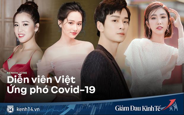 Diễn viên Việt thích nghi mùa dịch Covid-19: Trần Nghĩa - Trúc Anh tranh thủ trau dồi kĩ năng, Puka khẳng định bán hàng online là thượng sách - Ảnh 1.