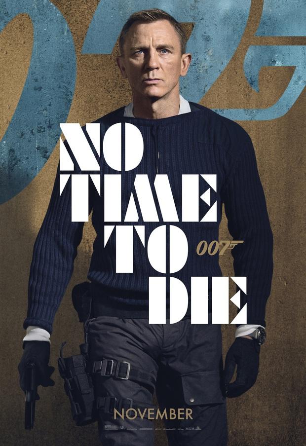 Bóng hồng của Điệp Viên 007 đại diện chị em cất lên tiếng khai thật: Nhìn James Bond mị thấy rần rần cả người! - Ảnh 6.
