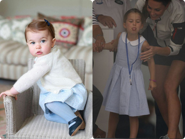 5 nàng Công chúa nhỏ của Hoàng gia châu Âu: Từ bé đến lớn đều thấy phong cách và khí chất đầy quyền quý - Ảnh 1.