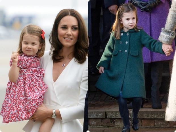 5 nàng Công chúa nhỏ của Hoàng gia châu Âu: Từ bé đến lớn đều thấy phong cách và khí chất đầy quyền quý - Ảnh 2.