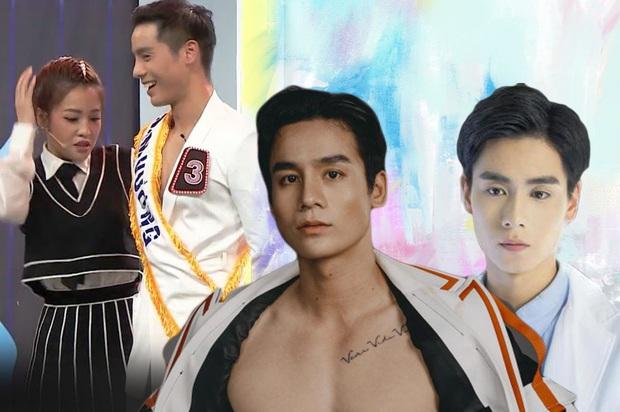 Cao Xuân Tài được ví như Giang Thần phiên bản... cơ bắp, từng khiến Puka & Midu mê mẩn - Ảnh 2.