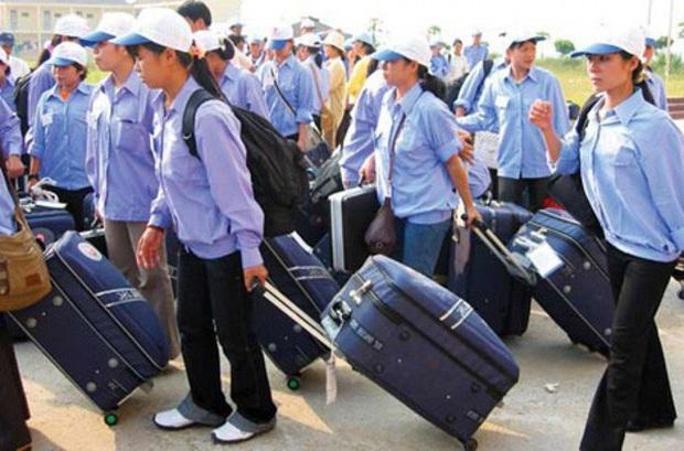 Dừng xuất cảnh đưa lao động đi làm việc ở nước ngoài đến hết tháng 4 - Ảnh 1.