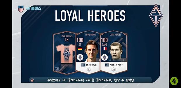 FIFA Online 4: Đây là những cầu thủ hot nhất của mùa Loyal Heroes (LH) giá trị cực cao, game thủ nên biết để sắm sửa đội hình! - Ảnh 1.