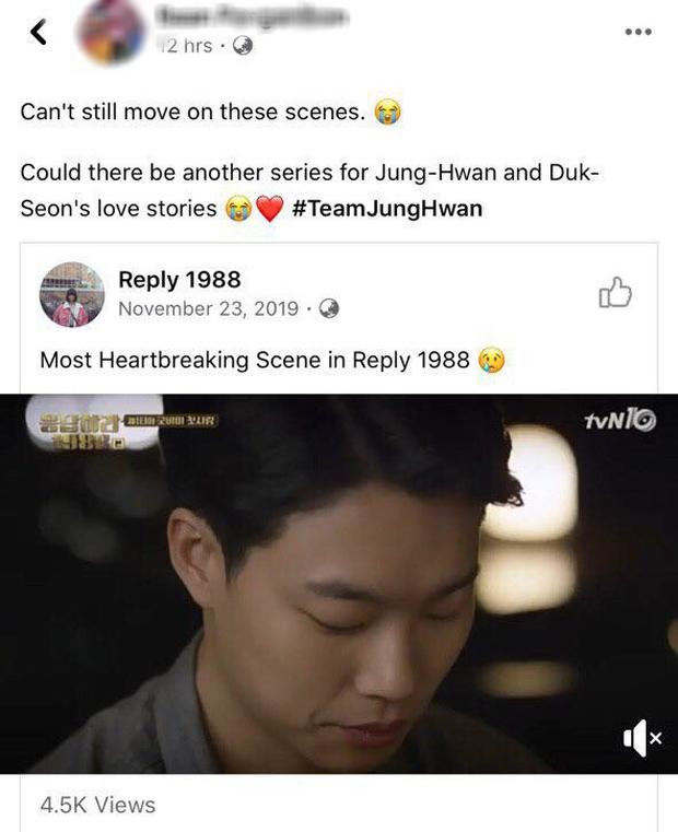 Netizen Việt bồi hồi nhớ nhung Reply 1988 sau 4 năm gây bão Hàn Quốc, leo thẳng top 3 Netflix giữa mùa ở nhà cày phim - Ảnh 9.