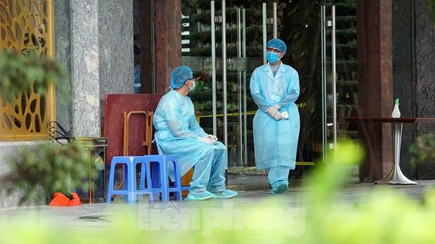Cuộc sống cách ly của các y bác sĩ Bạch Mai trong khách sạn 4 sao - Ảnh 14.