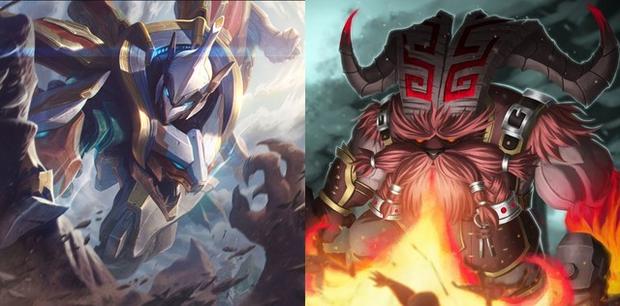 BLV LCK mỉa mai Riot Games - Ornn là sát thủ, đấu sĩ, pháp sư, hỗ trợ, thầy pháp, tu sĩ... đủ cả - Ảnh 3.
