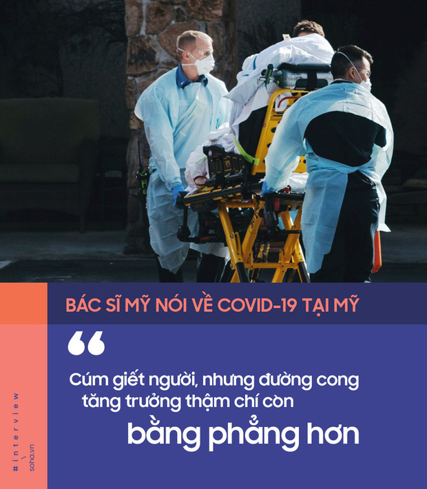 Bác sĩ Mỹ nói về sự khốc liệt của Covid-19: Có nơi phải dùng hình thức rút thăm để chọn bệnh nhân dùng máy thở - Ảnh 4.