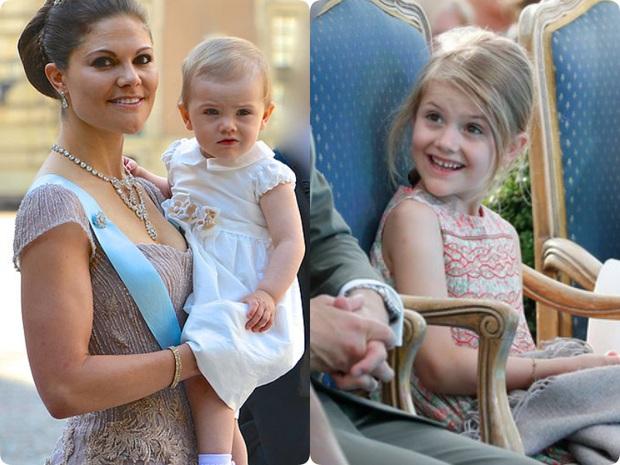 5 nàng Công chúa nhỏ của Hoàng gia châu Âu: Từ bé đến lớn đều thấy phong cách và khí chất đầy quyền quý - Ảnh 5.