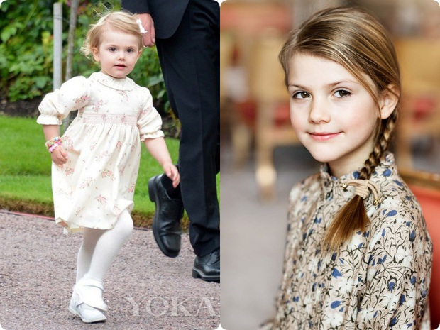 5 nàng Công chúa nhỏ của Hoàng gia châu Âu: Từ bé đến lớn đều thấy phong cách và khí chất đầy quyền quý - Ảnh 6.