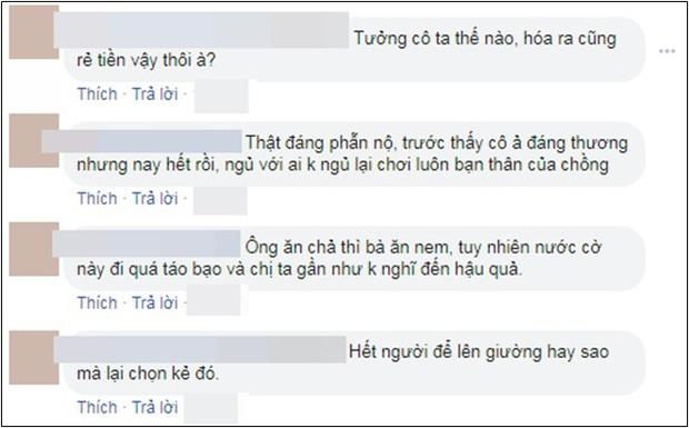 Netizen khắp nơi phẫn nộ mợ cả Thế Giới Hôn Nhân mây mưa với bạn thân để trả thù chồng - Ảnh 6.