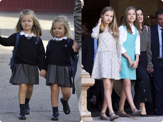 5 nàng Công chúa nhỏ của Hoàng gia châu Âu: Từ bé đến lớn đều thấy phong cách và khí chất đầy quyền quý - Ảnh 7.