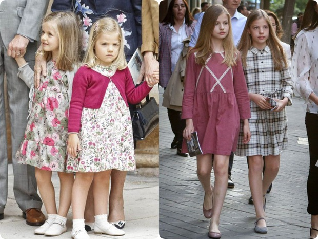 5 nàng Công chúa nhỏ của Hoàng gia châu Âu: Từ bé đến lớn đều thấy phong cách và khí chất đầy quyền quý - Ảnh 8.