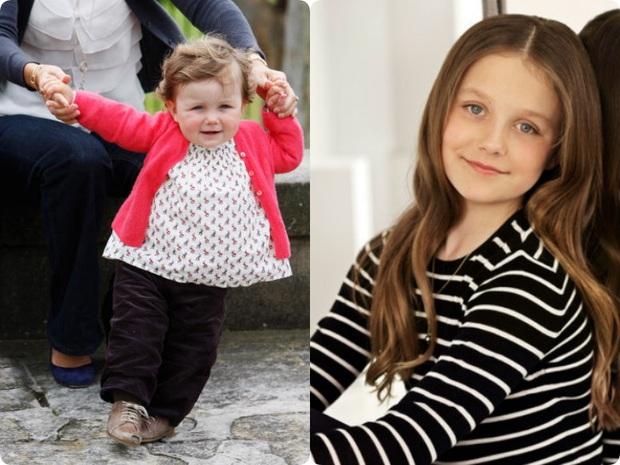 5 nàng Công chúa nhỏ của Hoàng gia châu Âu: Từ bé đến lớn đều thấy phong cách và khí chất đầy quyền quý - Ảnh 9.