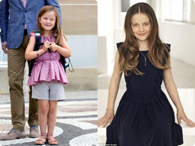 5 nàng Công chúa nhỏ của Hoàng gia châu Âu: Từ bé đến lớn đều thấy phong cách và khí chất đầy quyền quý - Ảnh 10.