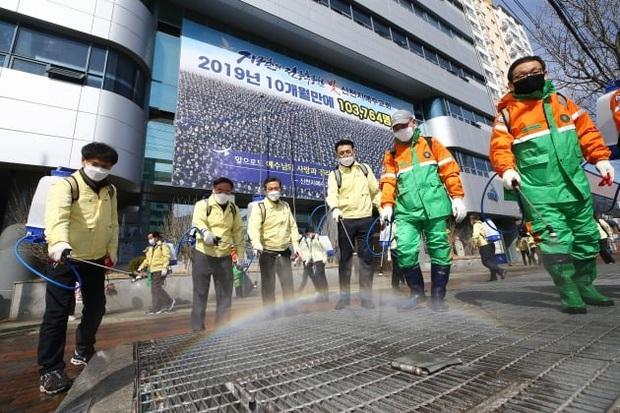 Bệnh nhân số 31 siêu lây nhiễm của Hàn Quốc vẫn chưa khỏi Covid-19 sau 47 ngày điều trị, tiền viện phí đã lên tới gần 600 triệu đồng - Ảnh 1.