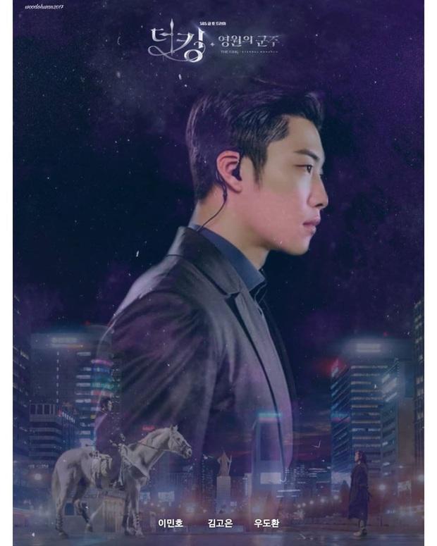 """Ngoài Lee Min Ho, vẫn còn 4 lí do để hóng Quân Vương Bất Diệt: Thắc mắc nhất là tình đam mỹ"""" hai anh có cho nữ chính """"ra chuồng gà""""? - Ảnh 6."""