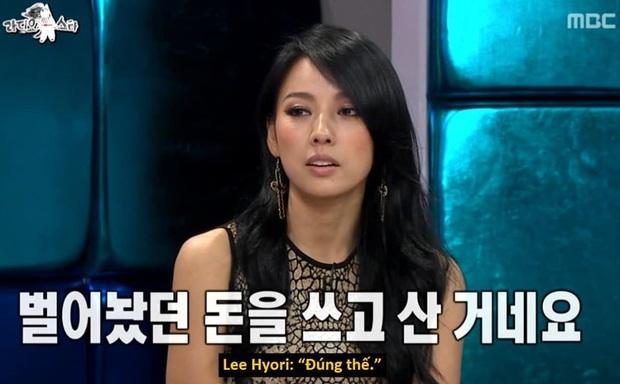 """Được tiền bối hỏi thăm vì phải sống bằng tiền tiết kiệm, Lee Hyori đáp trả bá đạo: Tiền xài đến chết còn không hết"""" - Ảnh 3."""