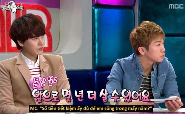 """Được tiền bối hỏi thăm vì phải sống bằng tiền tiết kiệm, Lee Hyori đáp trả bá đạo: Tiền xài đến chết còn không hết"""" - Ảnh 4."""