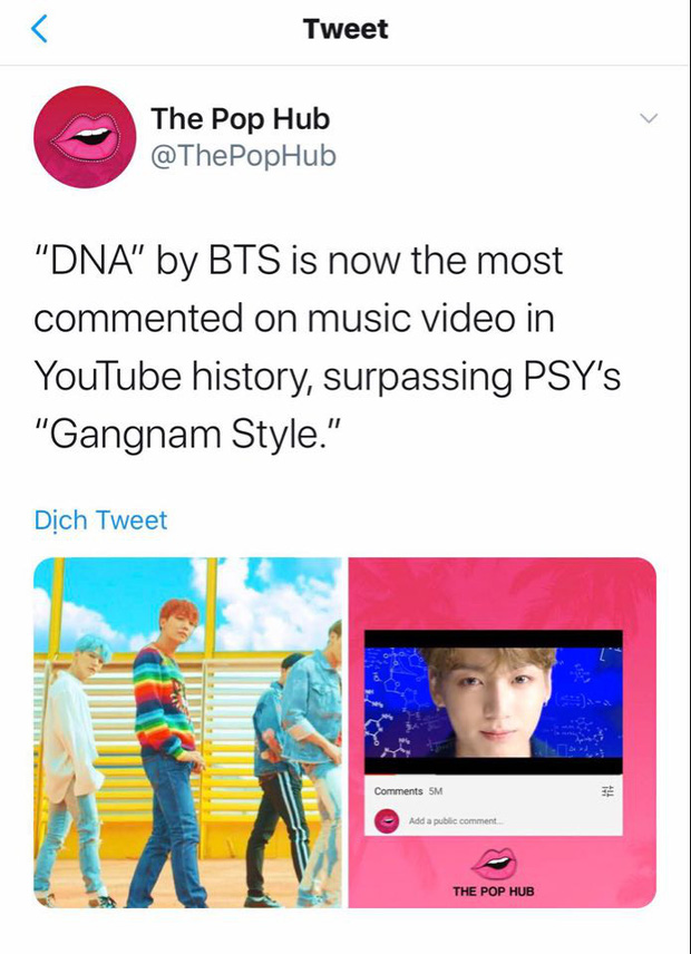 Hit khủng của BTS từng thua đau BLACKPINK trong cuộc chiến tỷ views nhưng vượt qua cả Gangnam Style, thống trị Youtube ở mảng ít ai ngờ tới - Ảnh 5.