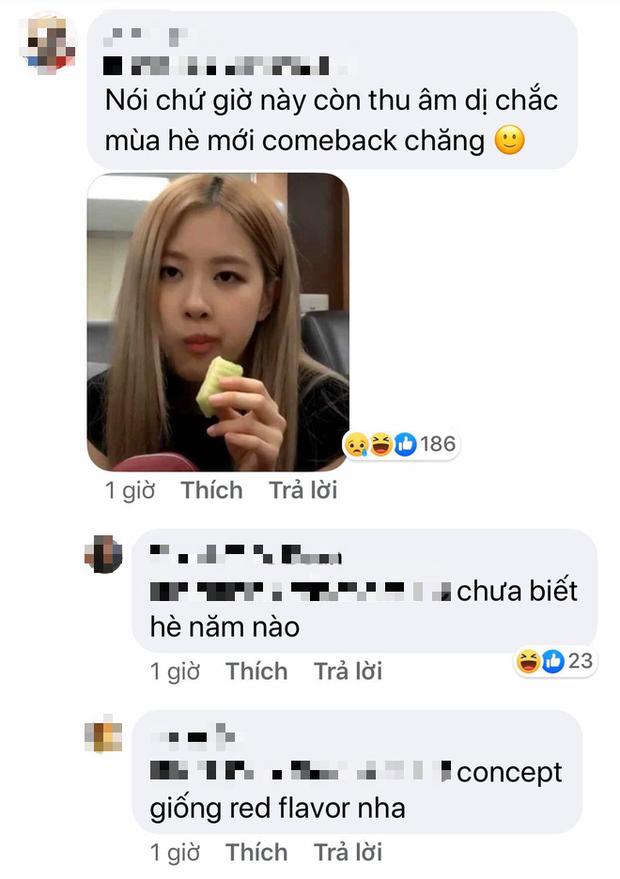 Jennie (BLACKPINK) đăng 2 tấm ảnh như baby, fan vừa mừng vừa xéo xắt: Giờ này mới trong phòng thu thì mùa hè mới comeback à? - Ảnh 2.