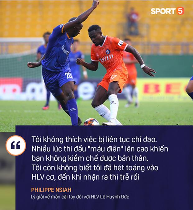 Đồng đội cũ của Hà Đức Chinh lần đầu nói về màn bật HLV Lê Huỳnh Đức và bài học khép cái miệng lại - Ảnh 1.